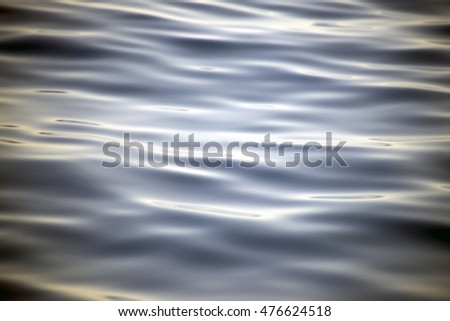 Water surface background grey pastel colours