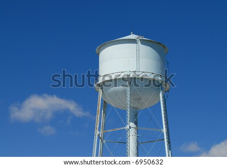 Water Tower - stock photo