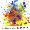 WATERCOLOR - stock vector