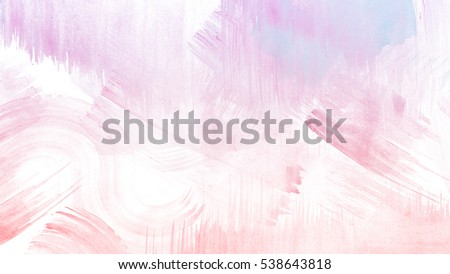 Watercolor abstract background