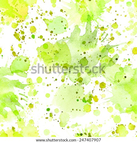 Watercolor background for textures. Abstract watercolor background
