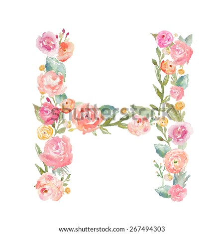 Beautiful Alphabet Letter Designs H 39815 Movieweb