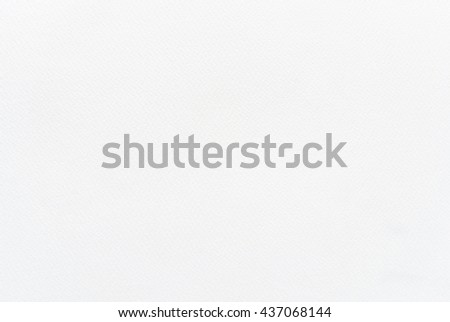 Watercolor paper texture for background. - stock photo