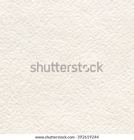 Watercolor paper texture or background. Highly-textured watercolor paper. - stock photo