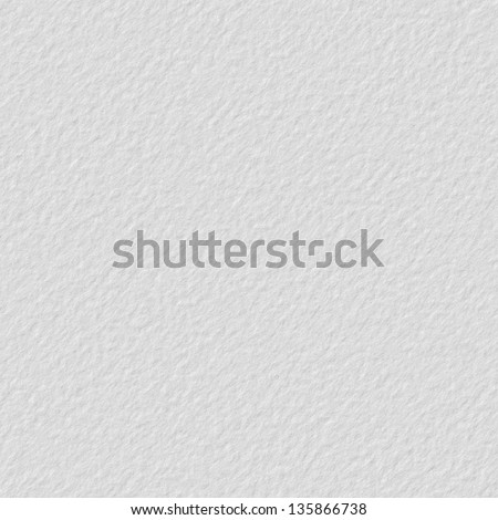 Watercolor Paper Texture Seamless - stock photo