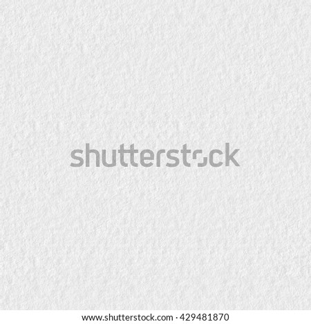 Watercolor paper texture. Seamless square texture. Tile ready. - stock photo
