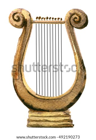 Harp Stock Images Royalty Free Images Amp Vectors