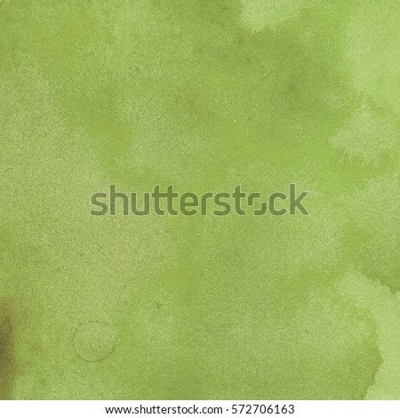 watercolor texture transparent mint, blue, green, greenery shades spots. watercolor abstract background, spot, blur, fill.
