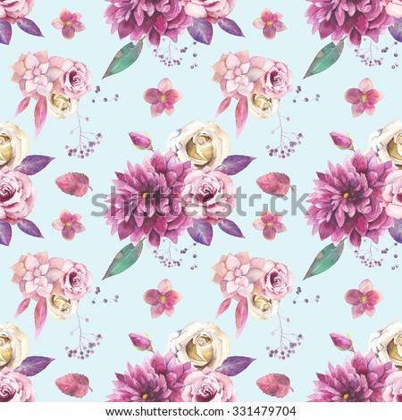purple floral pattern stock images royaltyfree images