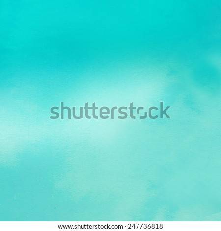 watercolours on textured paper - stock photo