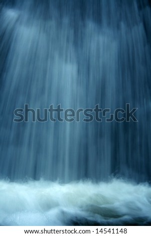 Waterfall abstraction
