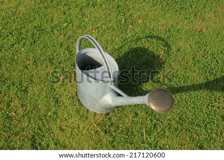 Watering-can (watering-pot)