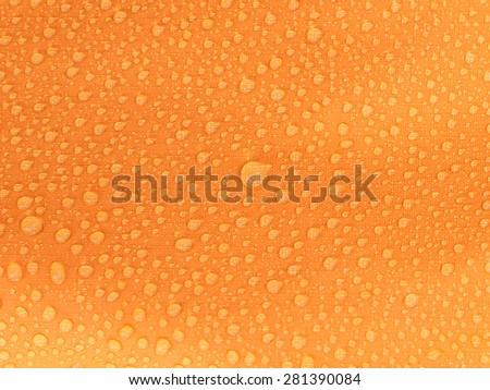 Waterproof material - stock photo