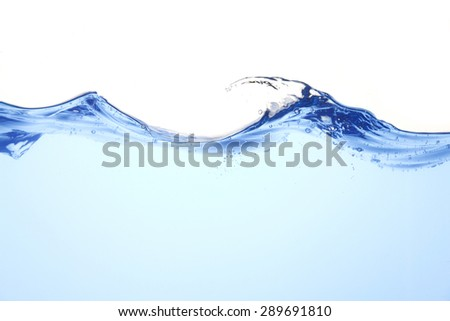 Waves on the water