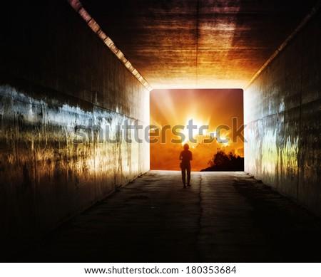 Way of Life - stock photo