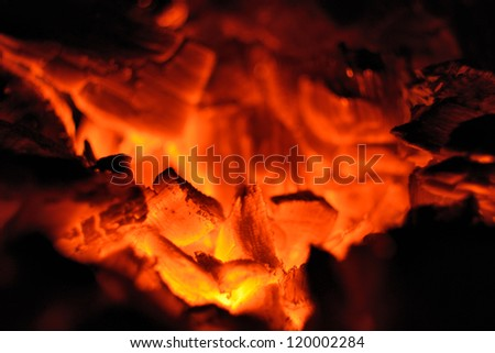 Way to hell - stock photo