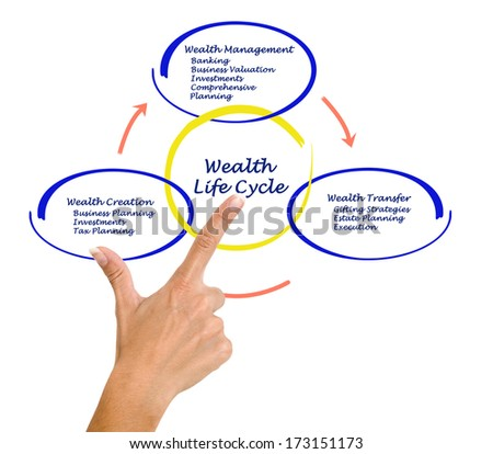 Wealth life cycle