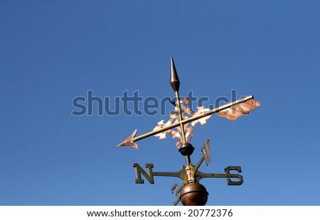 Weathercock - stock photo