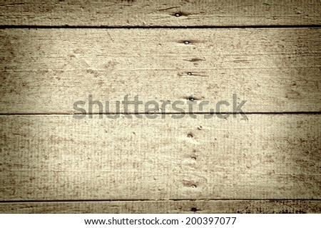 weathered boards - illustration