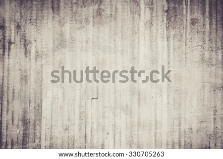 Weathered concrete wall texture outdoors
