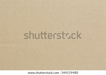 Weathered dirty crease box paper texture - stock photo