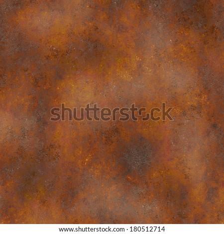 weathered metal rust texture - stock photo