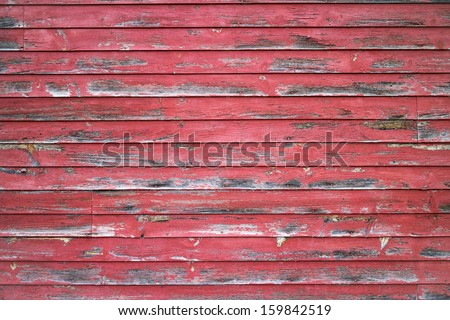 Weathered Red Barn Wall Background Stock Photo 159842519
