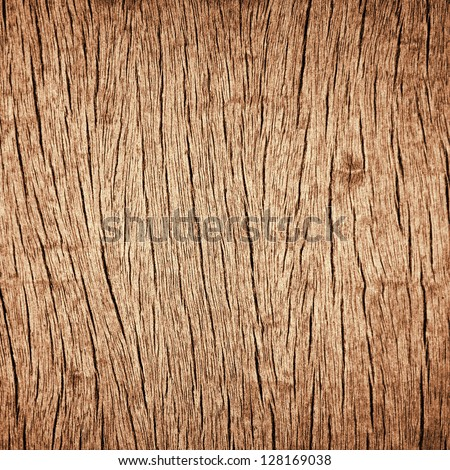 weathered  spitted wood texture ; abstract background - stock photo