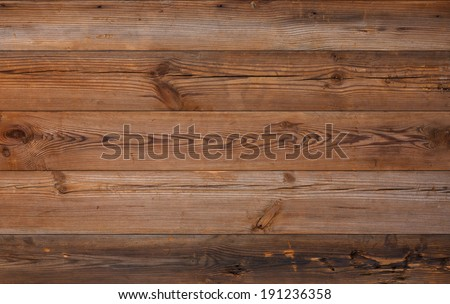 Weathered wood background - stock photo