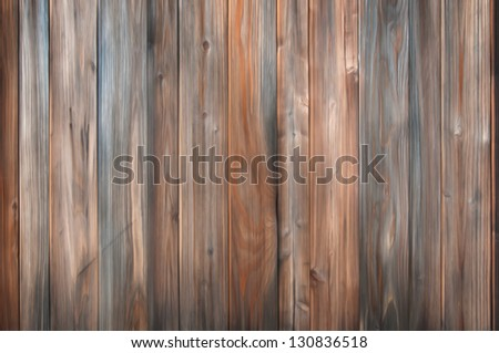 Weathered wood background texture - stock photo