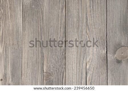 Weathered wood rustic background - stock photo