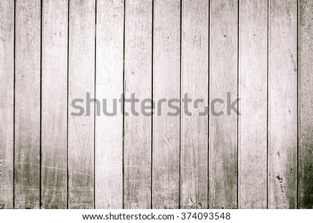 weathered wood texture with natural pattern background - stock photo