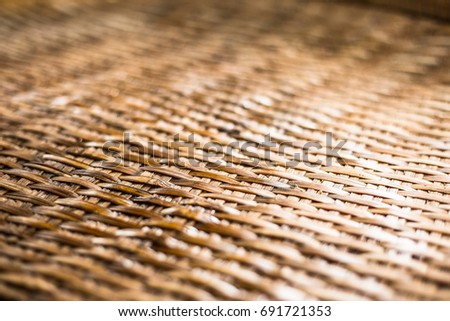 Weave of bamboo background,Bamboo texture