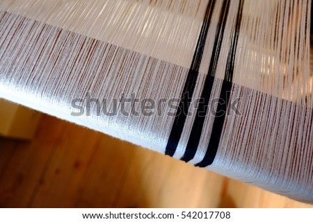 Weaving work. This picture is the first picture of weaving work. Weaving work. Our job is weaving. This picture is a picture of our workshop.