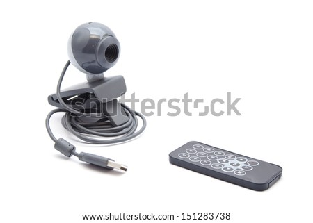 Web cam with Remote Control