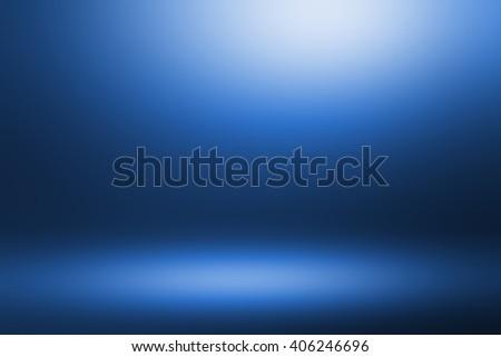 Website Background Blue Sky Abstract Wallpaper Design Empty Dark With Black Vignette Studio Well