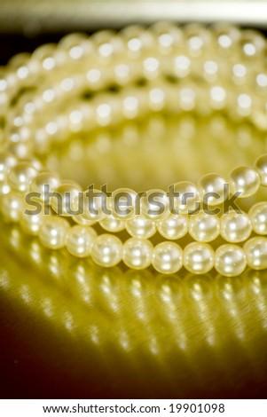 wedding bangle - stock photo