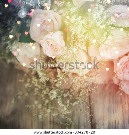 Wedding bouquet - stock photo