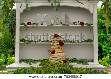 Wedding cake - Birthday cake