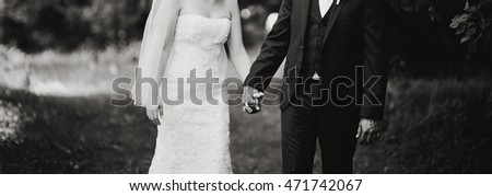 wedding couple, caucasian bride and indian groom together