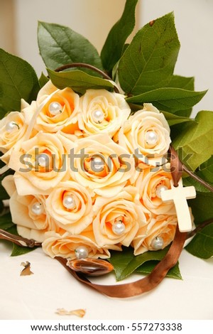 Wedding flowers, flower bouquet, colorful flowers, white flowers