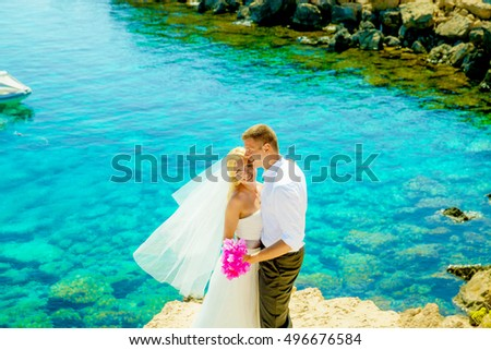 Wedding photo session in Cyprus