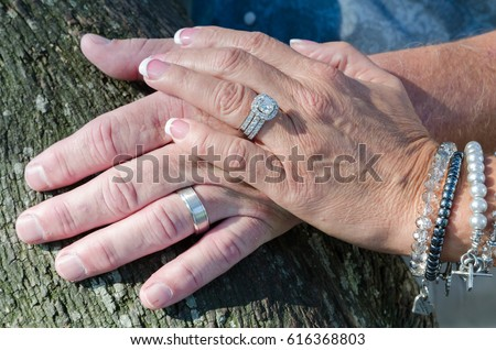an Older Couple Who Stock Photo Royalty Free 616368803 Shutterstock