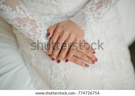 Wedding Ring Thai Wedding Jewelry Wedding Stock Photo 774726754