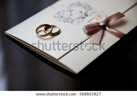 wedding invitation stock images, royalty-free images & vectors, Wedding invitations