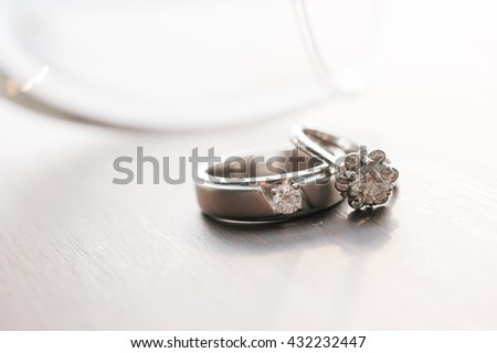 wedding rings white ring jewelry