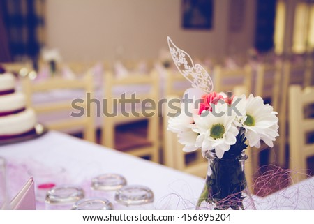 wedding table feast gastronomy