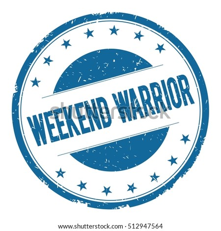 weekend warrior stock images royaltyfree images