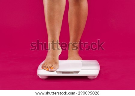 Weight - stock photo