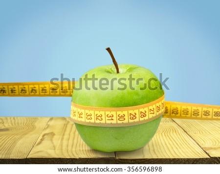 Weight. - stock photo